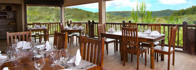 7 Cascades Restaurant