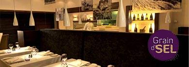 Grain D'Sel Restaurant (Hennessy Park Hotel)