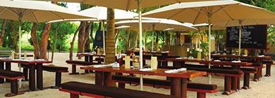 Les Filaos Beer Garden Pub