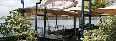 Le Capitaine Restaurant (Port Louis)