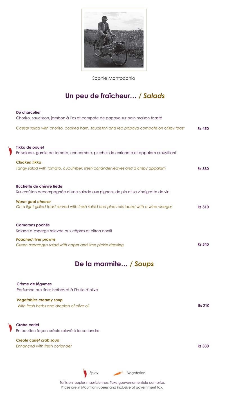Grain D'Sel Restaurant