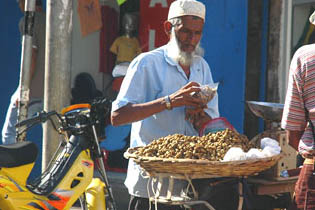 Muslim food in Mauritius