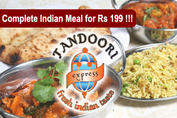 Deal of the month: Lunch for Rs 199 / person